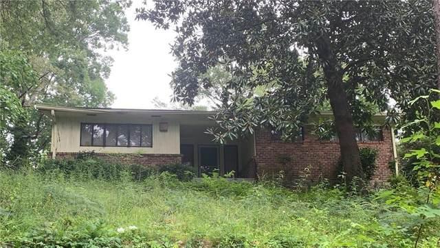 1579 Ezra Church Drive NW, Atlanta, GA 30314 (MLS #6829472) :: Path & Post Real Estate