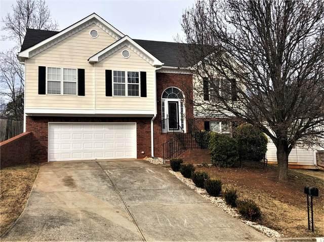 171 Oak Vista Court, Lawrenceville, GA 30044 (MLS #6829488) :: Keller Williams Realty Cityside