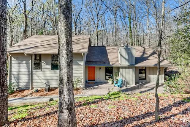 2733 Old Mill Trace, Marietta, GA 30062 (MLS #6829489) :: The Butler/Swayne Team