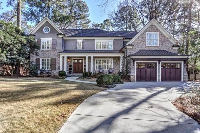 840 Moores Mill Road NW, Atlanta, GA 30327 (MLS #6829494) :: North Atlanta Home Team