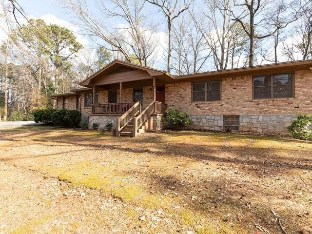 1452 Spring Valley Lane, Stone Mountain, GA 30087 (MLS #6829497) :: North Atlanta Home Team