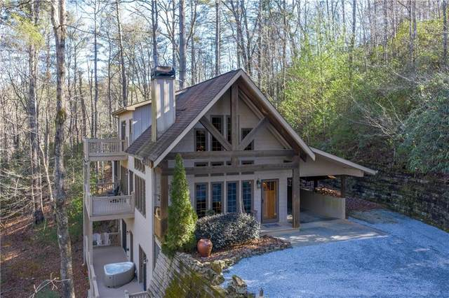1115 Blue Ridge Drive, Sautee Nacoochee, GA 30571 (MLS #6829500) :: North Atlanta Home Team