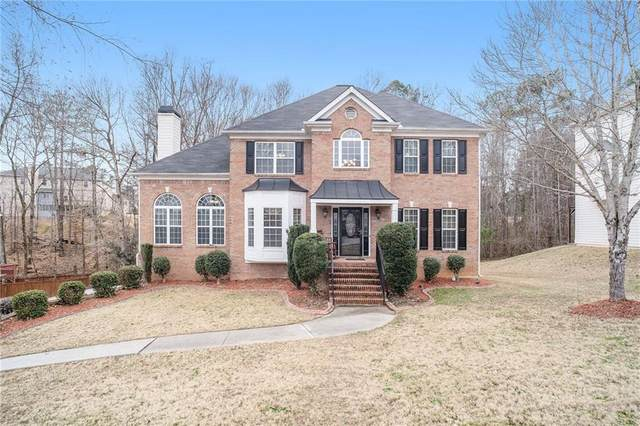 4920 Smokestone Drive, Douglasville, GA 30135 (MLS #6829511) :: Kennesaw Life Real Estate