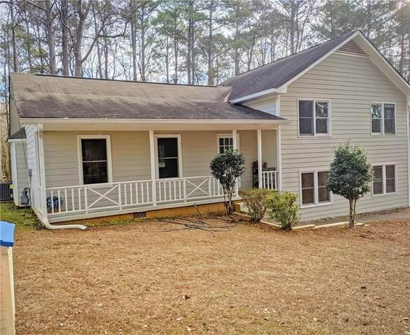 1086 Oak Road SW, Lilburn, GA 30047 (MLS #6829520) :: RE/MAX Paramount Properties