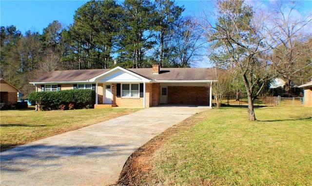 4021 Buck Road, Powder Springs, GA 30127 (MLS #6829525) :: Tonda Booker Real Estate Sales