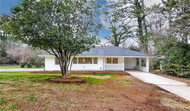 1089 Fayetteville Road SE, Atlanta, GA 30316 (MLS #6829530) :: RE/MAX Paramount Properties