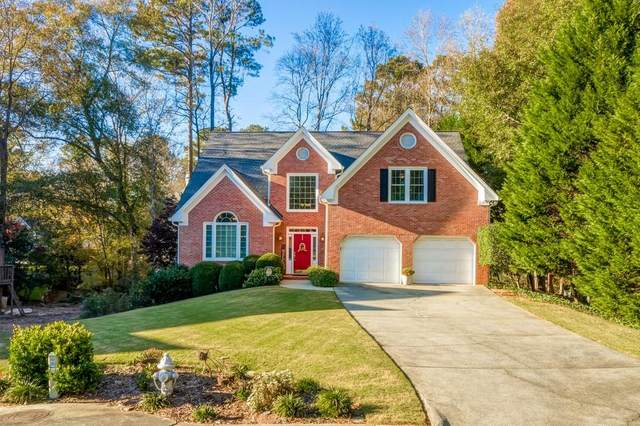 130 Trellis Place, Sandy Springs, GA 30350 (MLS #6829532) :: The Zac Team @ RE/MAX Metro Atlanta