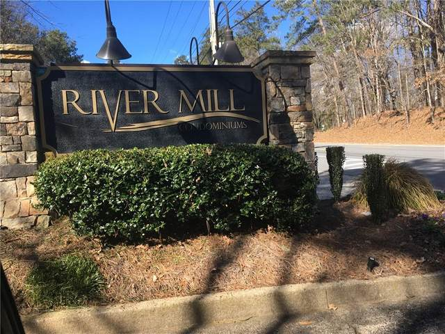 607 River Mill Circle #607, Roswell, GA 30075 (MLS #6829539) :: 515 Life Real Estate Company