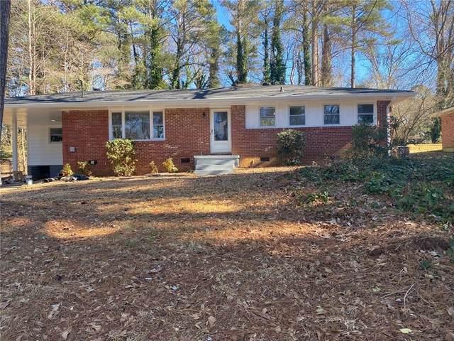 441 Kenridge Circle, Stone Mountain, GA 30083 (MLS #6829540) :: North Atlanta Home Team