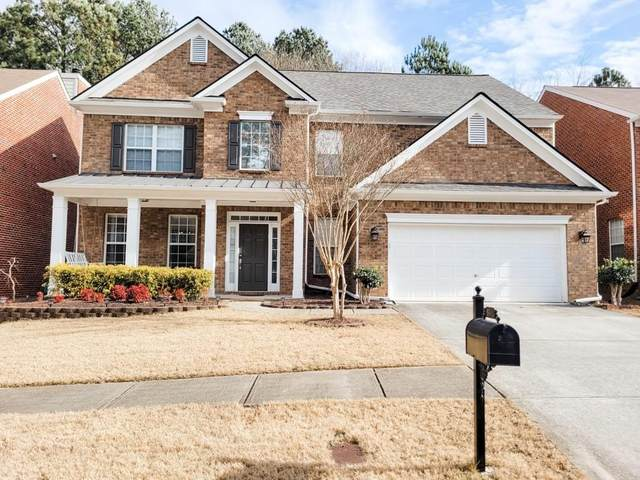 3941 Kingsley Park Lane, Peachtree Corners, GA 30096 (MLS #6829552) :: The Zac Team @ RE/MAX Metro Atlanta