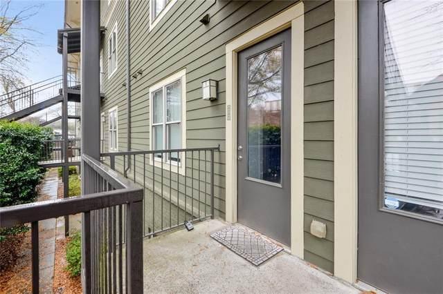 1195 Milton Terrace SE #4205, Atlanta, GA 30315 (MLS #6829555) :: North Atlanta Home Team