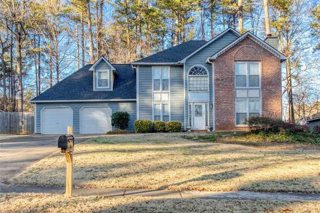 4120 Poplar Trail, Powder Springs, GA 30127 (MLS #6829557) :: The Butler/Swayne Team