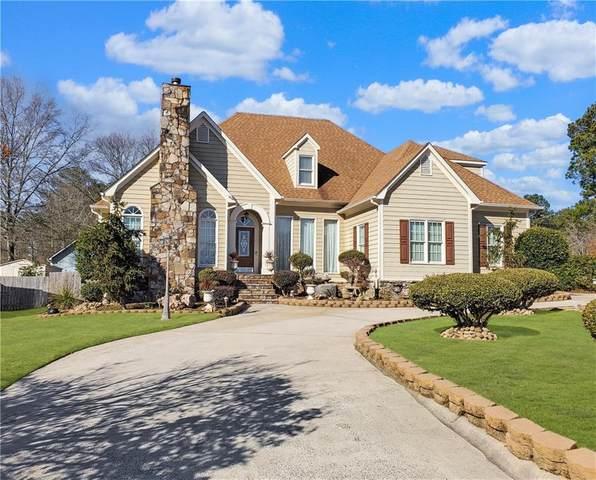 44 Amberwood Trail NW, Rome, GA 30165 (MLS #6829559) :: North Atlanta Home Team
