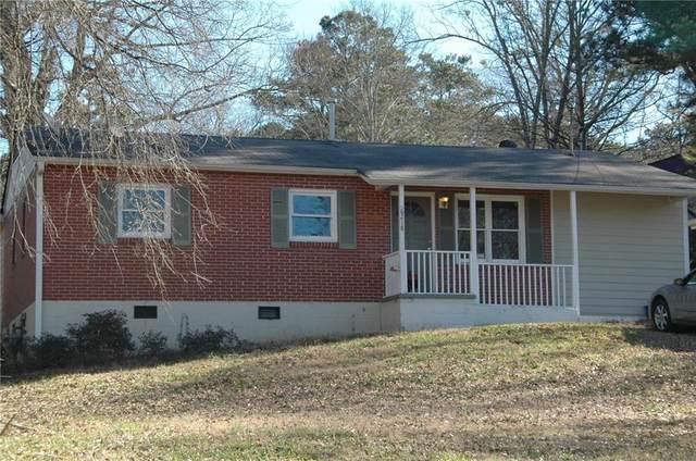 6218 Hudson Street NW, Covington, GA 30014 (MLS #6829562) :: North Atlanta Home Team