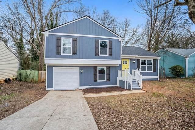 4665 Garden Hills Drive, Stone Mountain, GA 30083 (MLS #6829580) :: North Atlanta Home Team