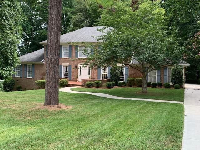 5265 Vernon Lake Drive, Atlanta, GA 30338 (MLS #6829591) :: Keller Williams Realty Cityside