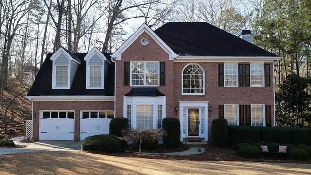 1321 Amberwood Drive, Woodstock, GA 30189 (MLS #6829601) :: North Atlanta Home Team