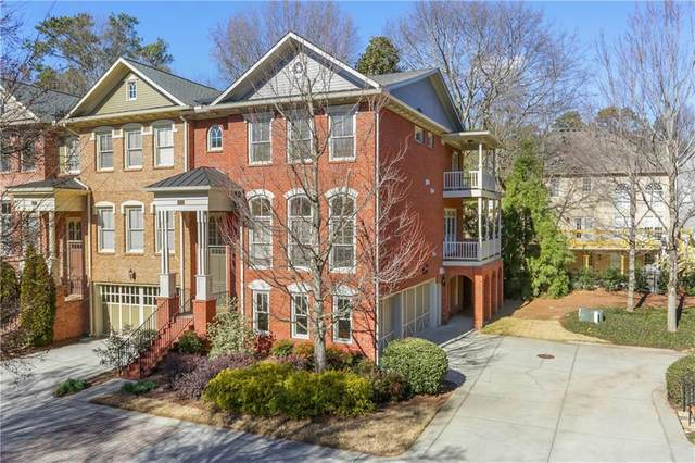 1090 Charles Towne Square, Sandy Springs, GA 30328 (MLS #6829603) :: The Gurley Team