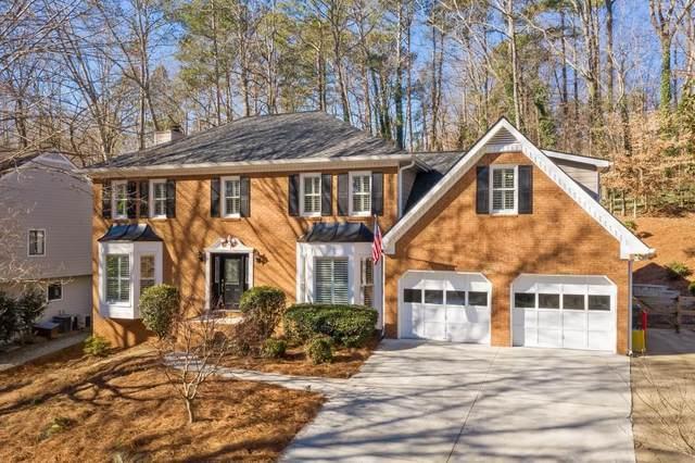 3417 Johnson Ferry Road NE, Roswell, GA 30075 (MLS #6829605) :: North Atlanta Home Team