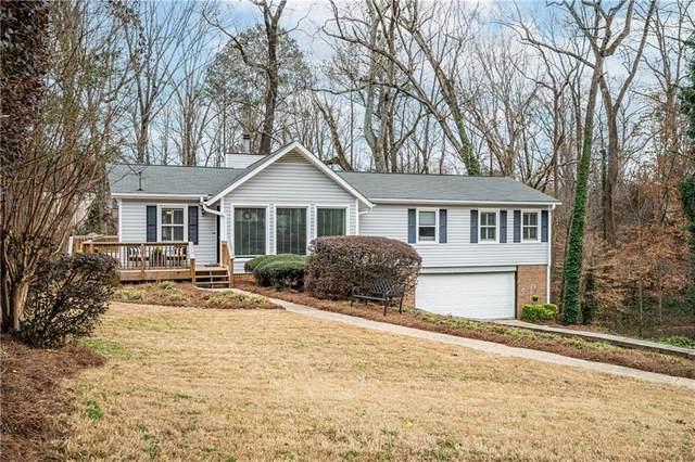 3865 Green Forest Parkway SE, Smyrna, GA 30082 (MLS #6829611) :: North Atlanta Home Team