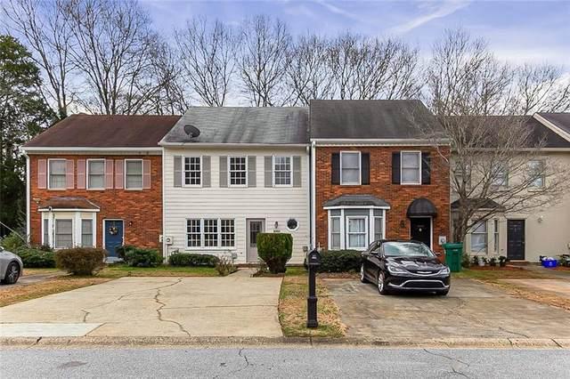 1003 Oaks Parkway SE, Smyrna, GA 30082 (MLS #6829626) :: North Atlanta Home Team