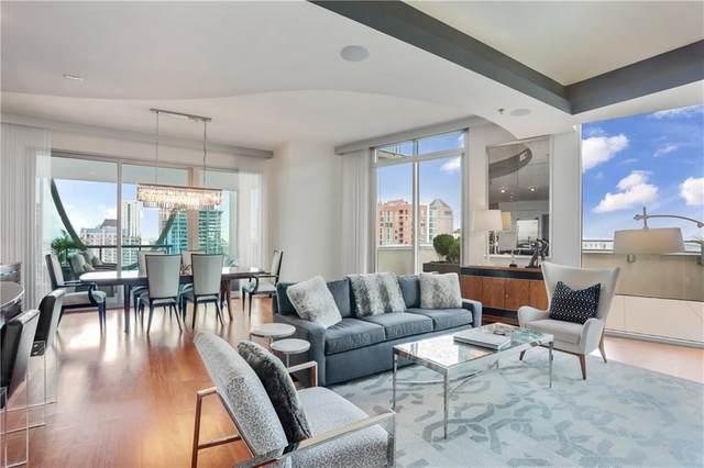 20 10th Street NW #2301, Atlanta, GA 30309 (MLS #6829642) :: Lucido Global