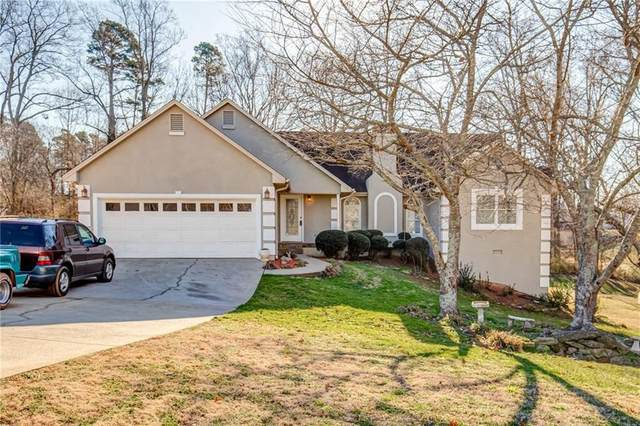 4501 Nohl Crest Drive, Flowery Branch, GA 30542 (MLS #6829643) :: North Atlanta Home Team