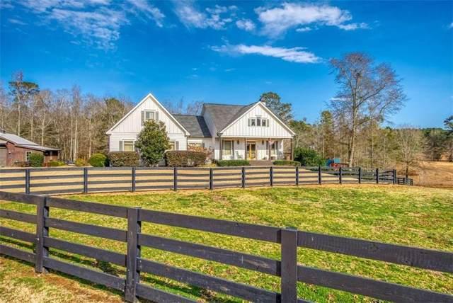1240 Shepherd Rd Road, Madison, GA 30650 (MLS #6829648) :: Path & Post Real Estate