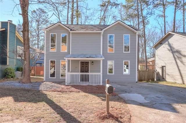 651 Springhollow Lane SW, Marietta, GA 30008 (MLS #6829659) :: North Atlanta Home Team