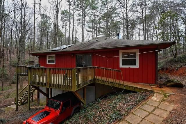 50 Whispering Pines Lane, Jasper, GA 30143 (MLS #6829665) :: Path & Post Real Estate