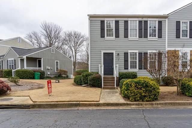 502 Harbor Lake Court, Marietta, GA 30066 (MLS #6829675) :: North Atlanta Home Team