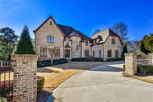 2670 Porter Lane NE, Marietta, GA 30062 (MLS #6829722) :: North Atlanta Home Team