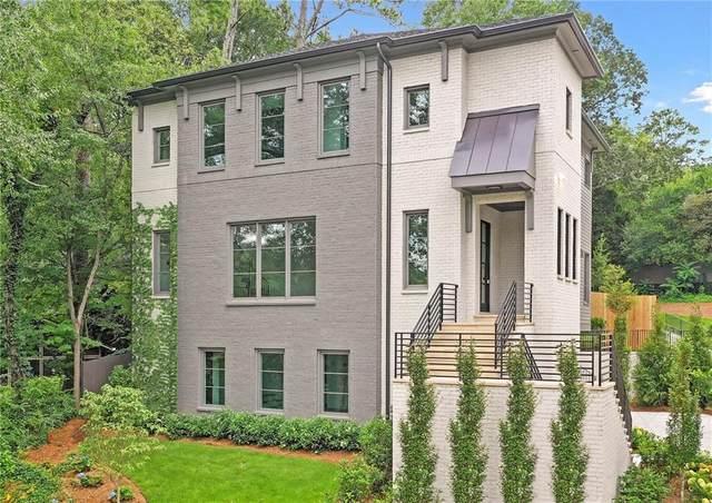 1785 Noble Drive NE, Atlanta, GA 30306 (MLS #6829730) :: The Heyl Group at Keller Williams