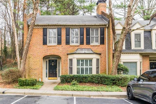 29 Plantation Drive NE, Atlanta, GA 30324 (MLS #6829741) :: The Heyl Group at Keller Williams