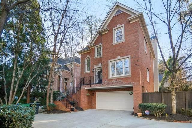 1482 Sylvan Circle NE, Brookhaven, GA 30319 (MLS #6829748) :: Oliver & Associates Realty