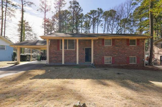 2613 Laurice Court, Decatur, GA 30034 (MLS #6829775) :: The Zac Team @ RE/MAX Metro Atlanta