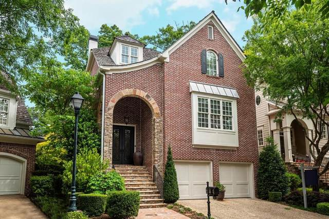 33 Conifer Park Lane NE, Atlanta, GA 30342 (MLS #6829798) :: RE/MAX Paramount Properties