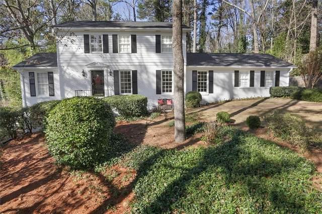 3964 Whittington Drive NE, Atlanta, GA 30342 (MLS #6829805) :: The Hinsons - Mike Hinson & Harriet Hinson