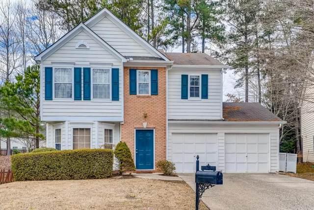 4020 Lullwater Way, Alpharetta, GA 30004 (MLS #6829813) :: North Atlanta Home Team