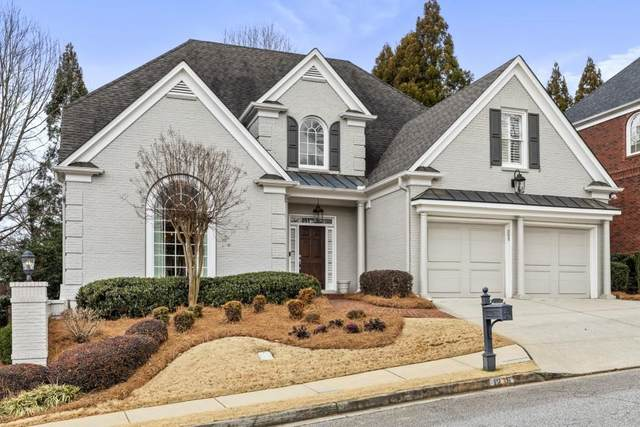 1236 Bluffhaven Way NE, Brookhaven, GA 30319 (MLS #6829849) :: The Zac Team @ RE/MAX Metro Atlanta