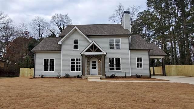 1907 Austin Drive, Decatur, GA 30032 (MLS #6829857) :: North Atlanta Home Team