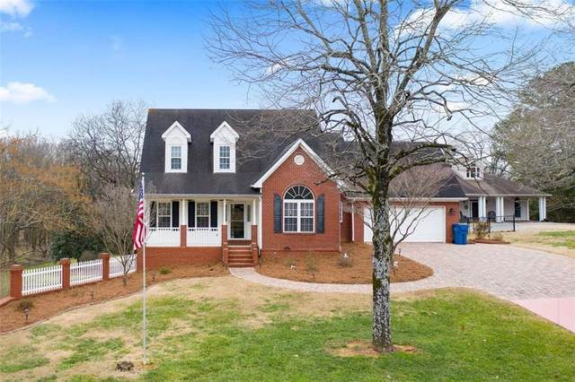 120 Hardwood Ridge Drive, Adairsville, GA 30103 (MLS #6829860) :: Path & Post Real Estate