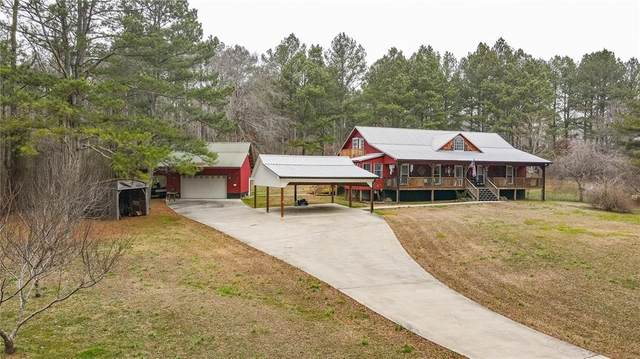 4541 Farmersville Road, Summerville, GA 30747 (MLS #6829879) :: The Justin Landis Group