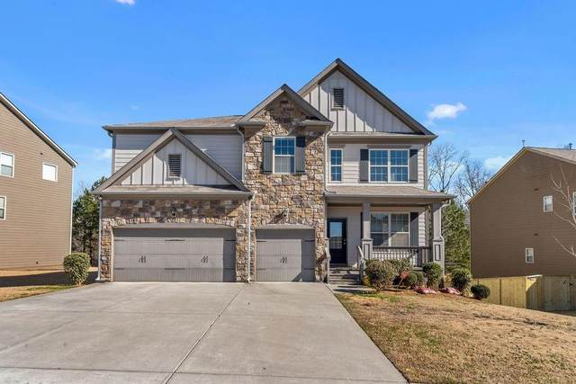 2740 Bluestone Drive SW, Atlanta, GA 30331 (MLS #6829883) :: North Atlanta Home Team