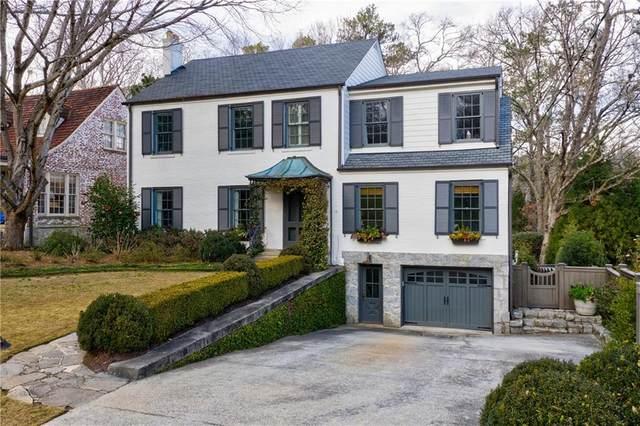 349 Manor Ridge Drive NW, Atlanta, GA 30305 (MLS #6829886) :: AlpharettaZen Expert Home Advisors