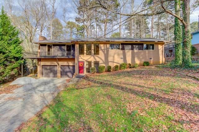 5539 Fern Creek Drive SW, Lilburn, GA 30047 (MLS #6829892) :: Path & Post Real Estate
