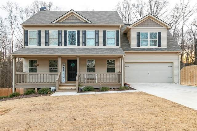 819 Fairfield Drive, Jefferson, GA 30549 (MLS #6829951) :: North Atlanta Home Team