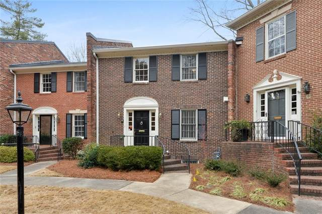 3050 Margaret Mitchell Drive NW #41, Atlanta, GA 30327 (MLS #6829961) :: North Atlanta Home Team