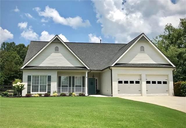 1001 Smithwyck Drive, Canton, GA 30115 (MLS #6829981) :: Tonda Booker Real Estate Sales