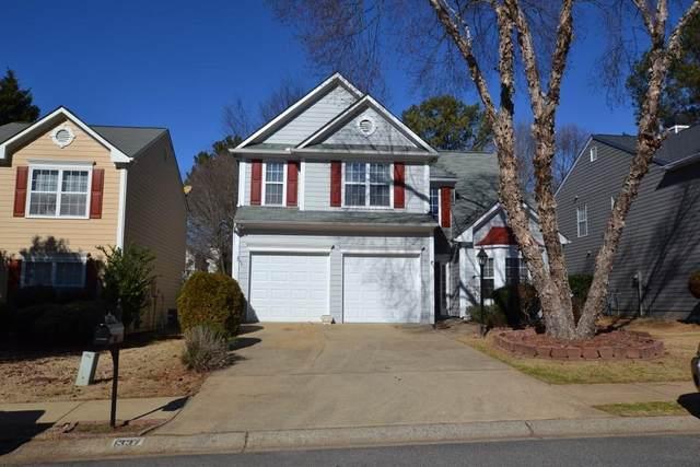 1337 Glenover Way, Marietta, GA 30062 (MLS #6830016) :: Kennesaw Life Real Estate